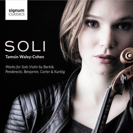 SOLI: <span>Works for Solo Violin</span>