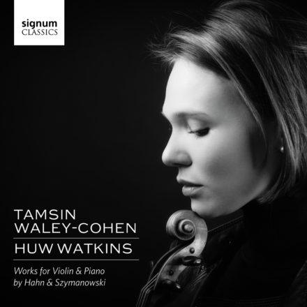 Hahn & Szymanowski: <span>Works for Violin & Piano</span>