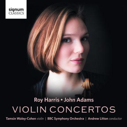 Roy Harris, John Adams: <span>Violin Concertos</span>