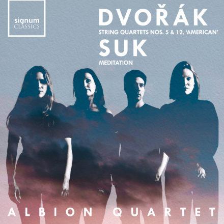 Dvořák: <span>Quartets Nos. 5 & 12, 'American'</span>