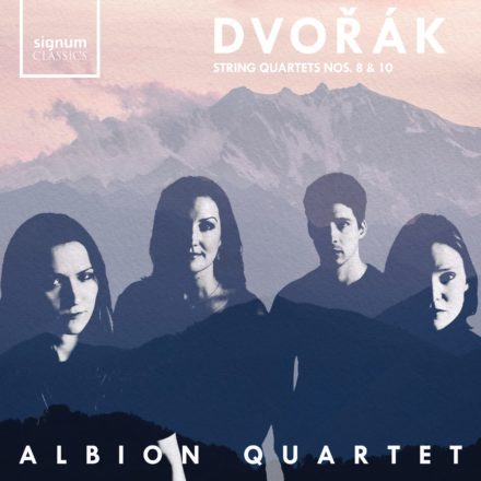 Dvořák String Quartets 8 & 10