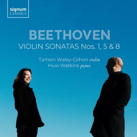 Beethoven: <span>Violin Sonatas Nos. 1, 5 & 8</span>